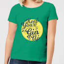 keep-your-gin-up-women-s-t-shirt-kelly-green-m-kelly-green
