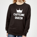 caffeine-queen-women-s-sweatshirt-black-m-schwarz