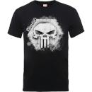 marvel-the-punisher-skull-badge-manner-t-shirt-schwarz-xxl-schwarz