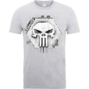 marvel-the-punisher-skull-badge-manner-t-shirt-grau-l-grau