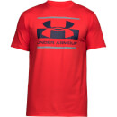 Under Armour Men's Blocked Sportstyle Logo T-Shirt - Red