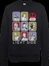 star-wars-the-last-jedi-light-side-black-sweatshirt-s-schwarz