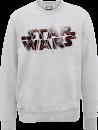 star-wars-die-letzten-jedi-the-last-jedi-spray-grau-pullover-s-grau