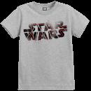 star-wars-die-letzten-jedi-the-last-jedi-spray-kid-s-grau-t-shirt-9-10-years-grau