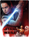 Star Wars: The Last Jedi 3D (Includes 2D Version) - Zavvi Exclusive Limited Edition Steelbook