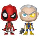 Marvel Deadpool and Cable Vynl.