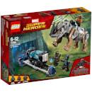 LEGO Superheroes: Rhino - Entscheidung an der Mine (76099)