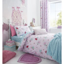 catherine-lansfield-fairies-duvet-set-single-rosa