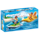 Playmobil Summer Fun Jetski met bananenboot