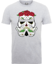 star-wars-day-of-the-dead-stormtrooper-t-shirt-grau-xxl-grau