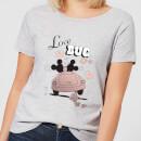 disney-mickey-mouse-love-bug-frauen-t-shirt-grau-3xl-grau