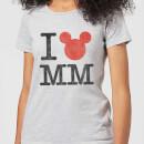 disney-mickey-mouse-i-heart-mm-frauen-t-shirt-grau-3xl-grau
