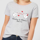 disney-mickey-mouse-love-hands-frauen-t-shirt-grau-3xl-grau