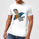 dc-comics-superman-lover-t-shirt-wei-5xl-wei-, 17.99 EUR @ sowaswillichauch-de