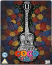 Coco 3D (+ Version 2D) - Steelbook Exclusif Limité pour Zavvi - Édition UK