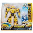 Hasbro transformer Bumblebee jongens geel-bruin 15 cm