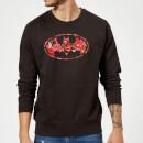 dc-comics-floral-batman-logo-sweatshirt-black-xxl-schwarz