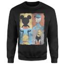 disney-mickey-mouse-donald-duck-mickey-mouse-pluto-goofy-tiles-sweatshirt-black-s-schwarz