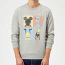 disney-mickey-mouse-donald-duck-mickey-mouse-pluto-goofy-tiles-sweatshirt-grey-s-grau