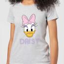 disney-mickey-mouse-daisy-face-frauen-t-shirt-grau-3xl-grau