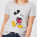 disney-mickey-mouse-classic-kick-frauen-t-shirt-grau-3xl-grau