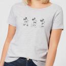 disney-mickey-mouse-evolution-three-poses-frauen-t-shirt-grau-3xl-grau