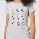 disney-mickey-mouse-evolution-nine-poses-frauen-t-shirt-grau-3xl-grau