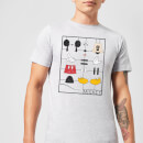 disney-mickey-mouse-construction-kit-t-shirt-grau-3xl-grau