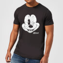 disney-mickey-mouse-worn-face-t-shirt-black-s-schwarz
