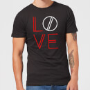 love-geo-t-shirt-black-xl-schwarz
