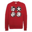 marvel-avengers-assemble-main-logos-sweatshirt-red-l-rot