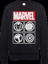 marvel-avengers-assemble-icons-pullover-sweatshirt-black-s-schwarz