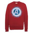 marvel-avengers-assemble-glowing-logo-sweatshirt-red-s-rot