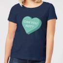 can-you-not-women-s-t-shirt-navy-s-marineblau