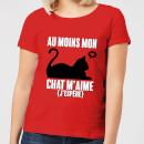 au-moins-mon-chat-m-aime-j-espere-women-s-t-shirt-red-xxl-rot
