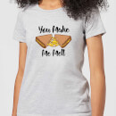 you-make-me-melt-women-s-t-shirt-grey-l-grau