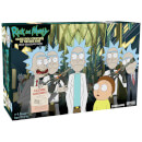 Close Rick Counters of the Rick Kind Deck Building: Rick and Morty
