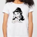 disney-die-schone-und-das-biest-prinzessin-belle-sparkle-damen-t-shirt-wei-s-wei-