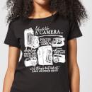 life-is-like-a-camera-women-s-t-shirt-black-xl-schwarz, 17.49 EUR @ sowaswillichauch-de