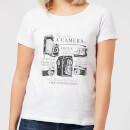 life-is-like-a-camera-frauen-t-shirt-wei-xl-wei-, 17.49 EUR @ sowaswillichauch-de