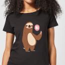 sloth-hi-women-s-t-shirt-black-xs-schwarz