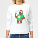 sloth-chill-women-s-sweatshirt-white-5xl-wei-