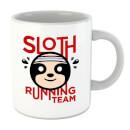 sloth-running-team-mug