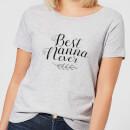 best-foster-mom-women-s-t-shirt-white-s-grau