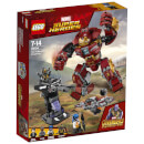 Super Heroes Marvel Infinity War: The Hulkbuster Smash-Up (76104)