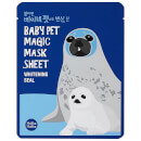 Image of Holika Holika Baby Pet Magic maschera in tessuto (foca) 8806334359911
