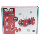The Off Bits Robot Kit Red Car