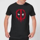 marvel-deadpool-splat-face-t-shirt-black-s-schwarz, 17.99 EUR @ sowaswillichauch-de