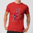 marvel-deadpool-cartoon-knockout-t-shirt-rot-xxl-rot