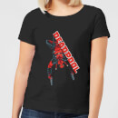 marvel-deadpool-hang-split-frauen-t-shirt-schwarz-5xl-schwarz